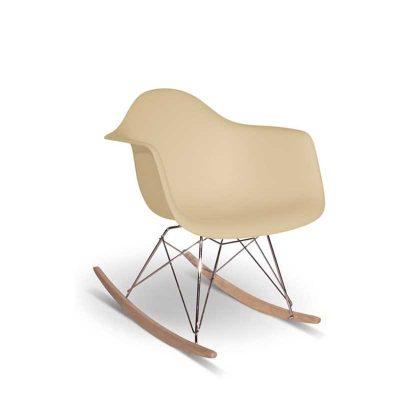 Cadeira de Baloiço | Bege | E.CAD-4