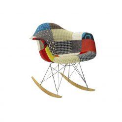 Cadeira de Baloiço | Patchwork | Ícone | Perfil | E.CAD-14