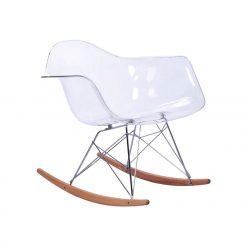 Cadeira de Baloiço | Transparente | Ícone | E.CAD-3