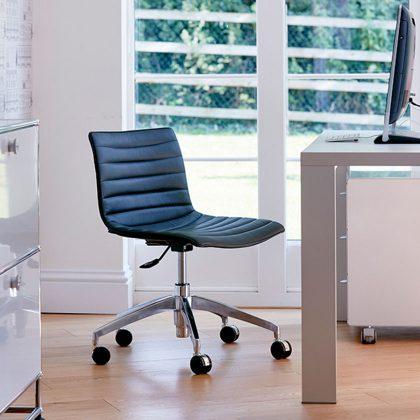 Cadeira de escritório | Elegante | Lateral Direita | O.CAD-1