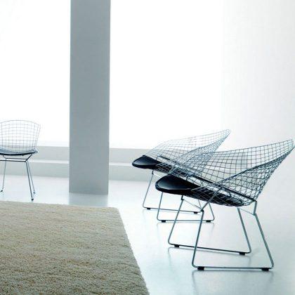 Cadeira | Moderna | Original | Preta | Sala | E.CAD-17