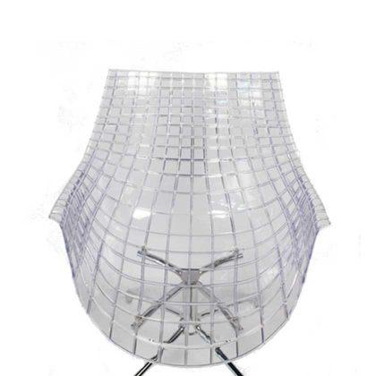 Cadeira | Transparente | Original | Assento | E.CAD-19