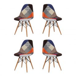 Cadeiras | Conjunto de 4 | Lendárias | Quarto De Casal | E.CAD-1P