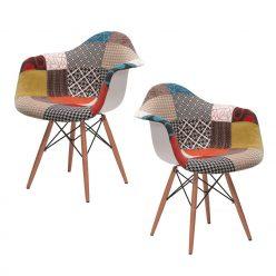 Cadeiras | Conjunto de Duas | E.CAD-2 | Iluti