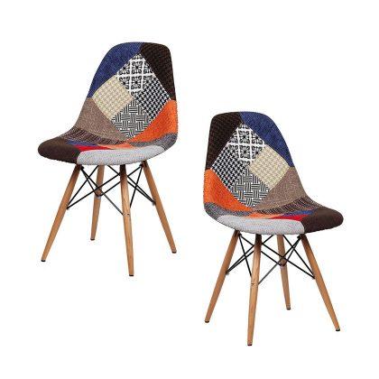Cadeiras | Conjunto de Duas | Lendárias | Frente | E.CAD-2 | Iluti