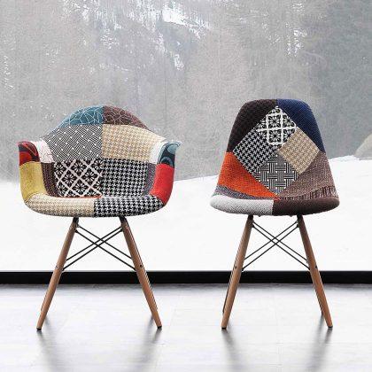 Cadeiras | Conjunto de Duas | Lendárias | Hall de Entrada | E.CAD-1