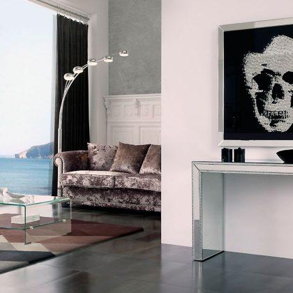 Candeeiro de Pé | Iluminação | Modernidade | Sala de Estar | IC.CND-57 | Iluti