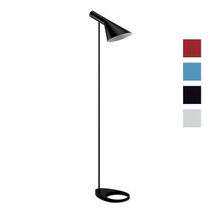 Candeeiro de Pé | Iluminação | Sala De Estar | Preto | Minimalista | IC.CND-54