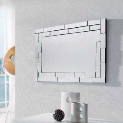 Espelho de Parede | Espelho Bisotado | D.ESP-2 | Iluti