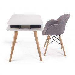 Secretária | Escritório | Moderna | Com Cadeira | O.SCT-6 | Iluti
