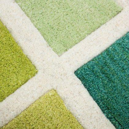 Tapetes Modernos | Tapete | 100% Lã | Tamanhos diversos | Padrão Zoom | D.TPT-34