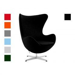 Cadeirão | Design Original | Preto | E.CDO-32
