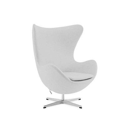 Cadeirão | Design Original | Branco | E.CDO-39 | Iluti