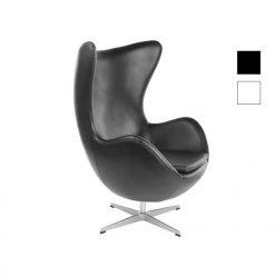 Cadeirão | Design Original | Preto | E.CDO-39 | Iluti