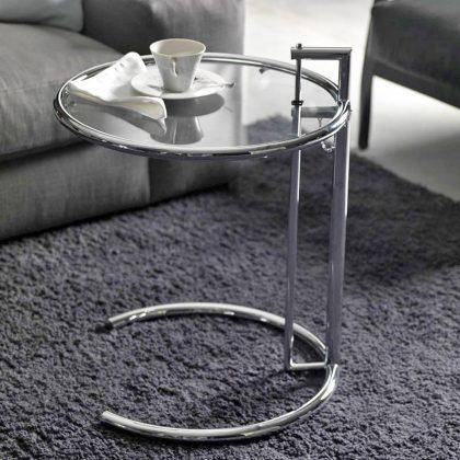 Mesa de Apoio | Sala de Estar | Design Simples | E.MSA-1