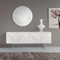 Aparador De Sala De Jantar | Design Original | Quatro Portas | J.APR-6