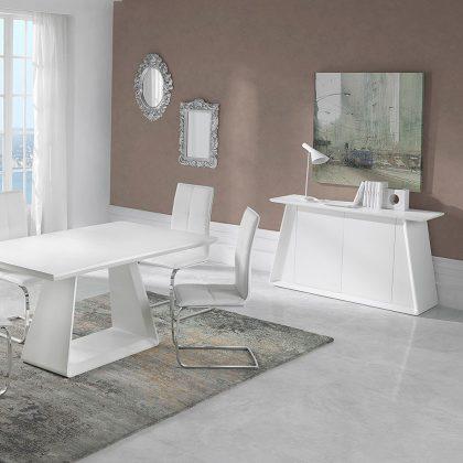 Aparador Moderno | Sala De Jantar | Linhas Modernas | Canto | J.APR-7