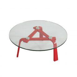 Mesa de Centro | Mesas De Centro Em Vidro | Moderna | E.MSA-30