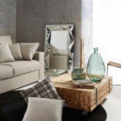 Mesa de Centro | Salas De Estar Modernas | Design Contemporâneo | Frente | E.MSA-31