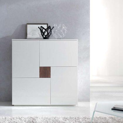 Aparador Para Sala De Jantar Moderna | Design Moderno | Alto | J.APR-1