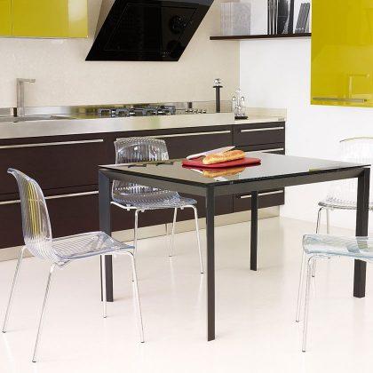 Cadeira De Jantar | Cadeiras Com Design Moderno | Conjunto de 2 | Ambiente | J.CDA-31