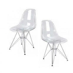 Cadeira De Jantar | Contemporâneo Clássico | J.CDA-38