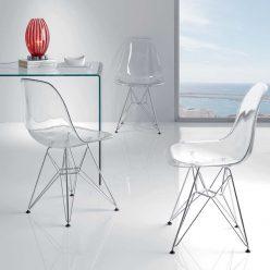 Cadeira De Jantar | Contemporâneo Clássico | Sala De Jantar | J.CDA-38