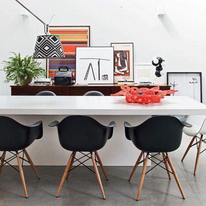 Cadeira De Jantar | Sala De Jantar Contemporânea | Ambiente | J.CDA-37