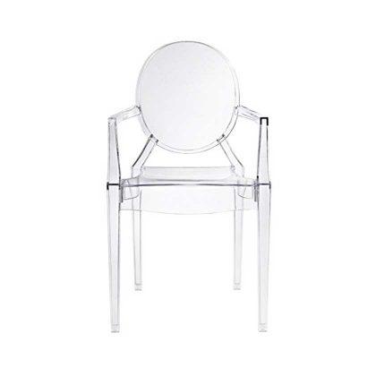 Cadeiras De Jantar | Mesas De Jantar | Design | Conjunto 2 | Com Braços | Frente | J.CDA-18