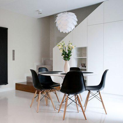 Cadeiras Para Sala De Jantar | Clássico Design | Conjunto de 2 | Ambiente | J.CDA-34