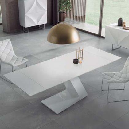 Mesa De Jantar Extensível | Glamour | J.MSA-2