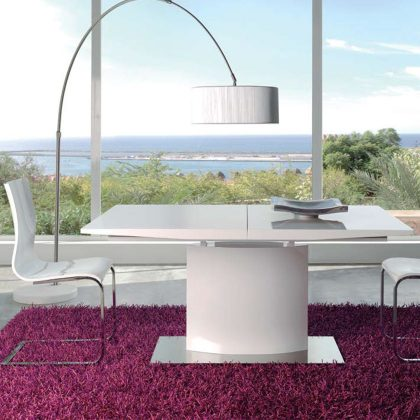 Mesa de Jantar Extensível | Intemporal | Fechada | J.MSA - 4