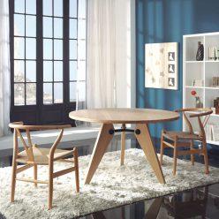 Mesa De Jantar | Nórdica Moderna | J.MSA - 12