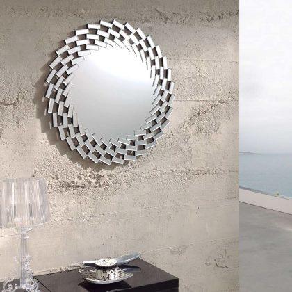 Espelho Redondo | Design Contemporâneo | D.ESP-17