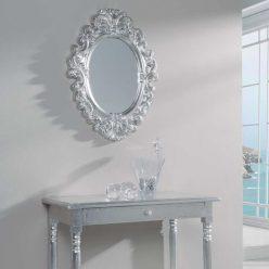 Espelho | Veneziano | Prata | D.ESP-21