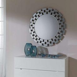 Espelho de Parede | Estilo Contemporâneo | D.ESP-18
