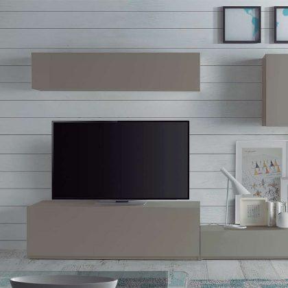 Móvel TV | Composição Modular | Zoom Televisão| E.CMO-13